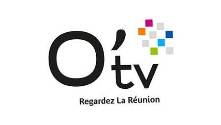 La convention d'O'TV, la chaîne de la Région Réunion renouvelée pour une durée de 5 ans