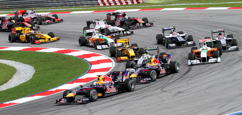 Les chaînes du groupe Canal+ conservent les droits de retransmission de la Formule 1 jusqu'en 2022