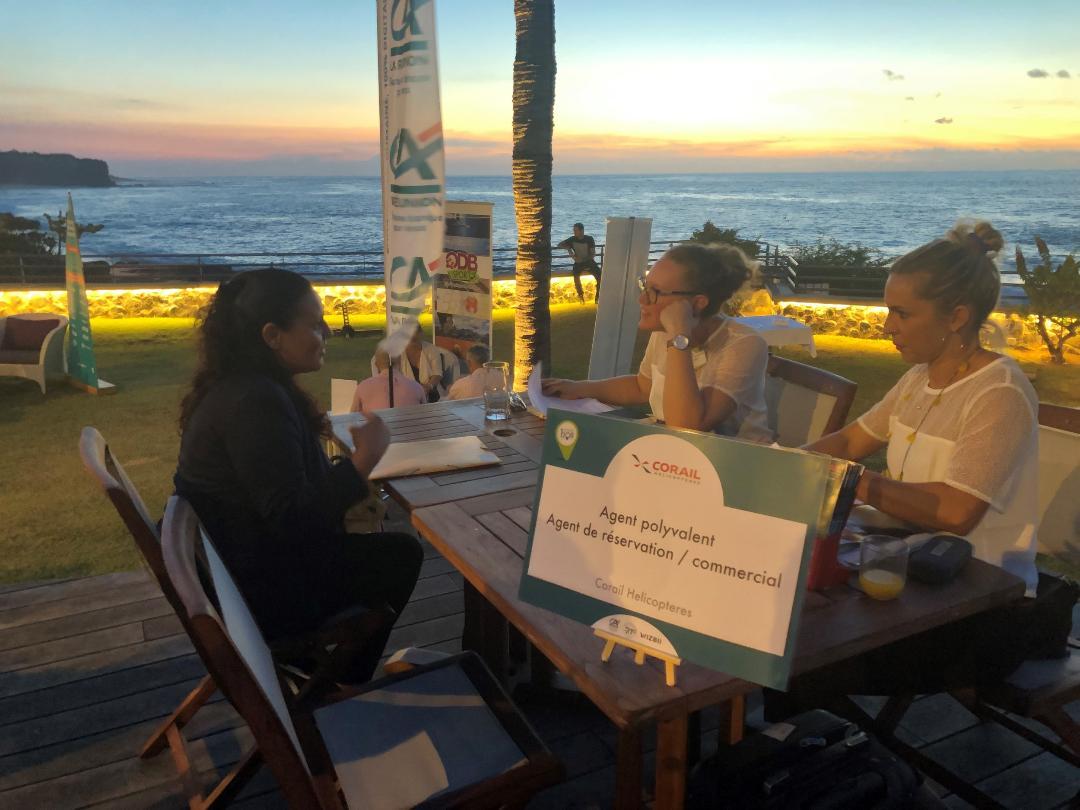 Emploi des jeunes:  Wizbii arrive à Mayotte pour dynamiser le marché de l'emploi aux côtés des entreprises locales