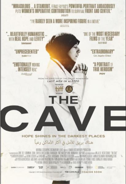 """Le film documentaire évènement """"The Cave"""", le 26 mars sur National Geographic"""