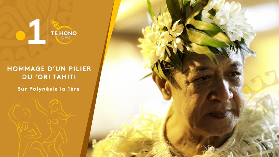 Polynésie La 1ère rend hommage à Coco Hotahota