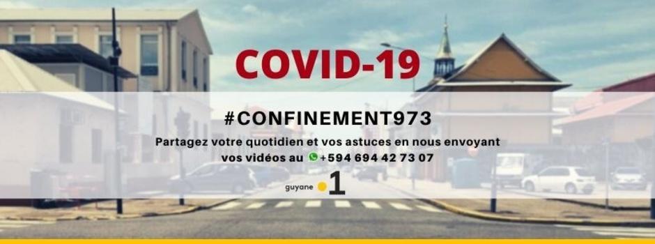 Coronavirus COVID-19: Les trois antennes de Guyane La 1ère mobilisés