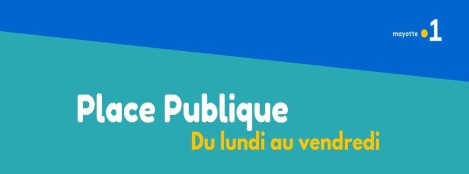 """Mayotte La 1ère bouleverse ses programmes et consacre chaque jour son émission radio filmée """"Place Publique"""" au Coronavirus"""