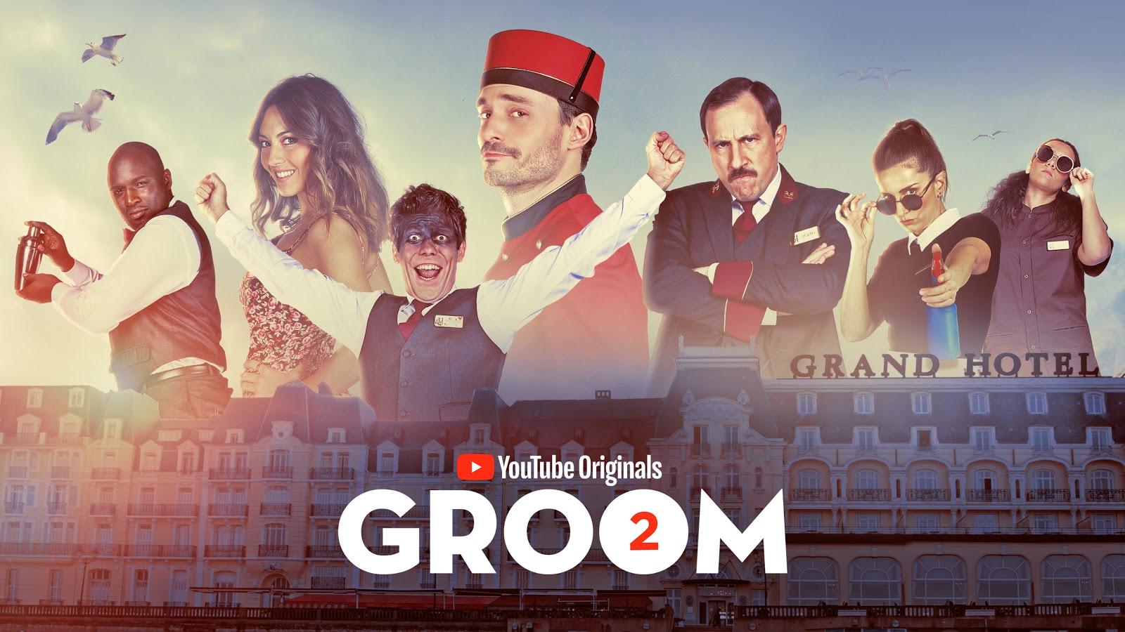 YouTube Originals annonce la sortie de la 2e saison de Groom