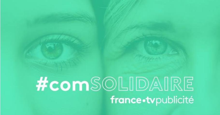 TRACE s'associe à l'initiative de communication #comSOLIDAIRE lancée par FranceTV Publicité et soutient les entreprises responsables