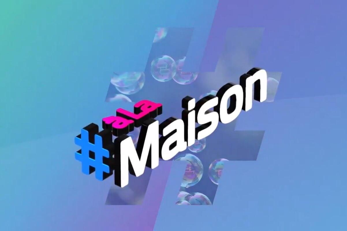 La chaîne éphémère #ALaMaison débarque dans les Offres Canal+