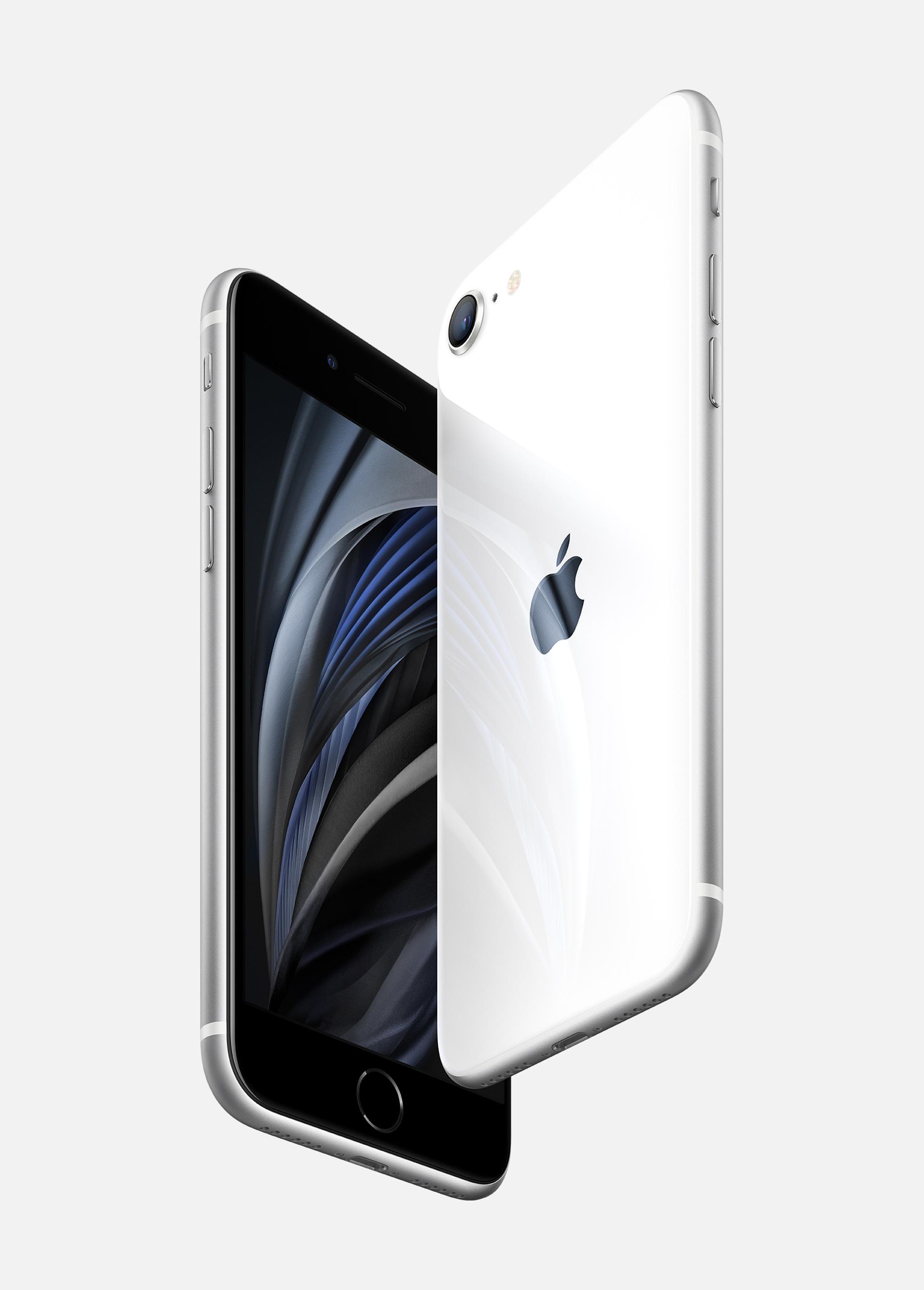 Apple présente le nouvel iPhone SE
