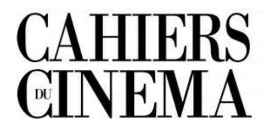 """""""Les Cahiers du Cinéma"""": Marcos Uzal nommé rédacteur en chef"""