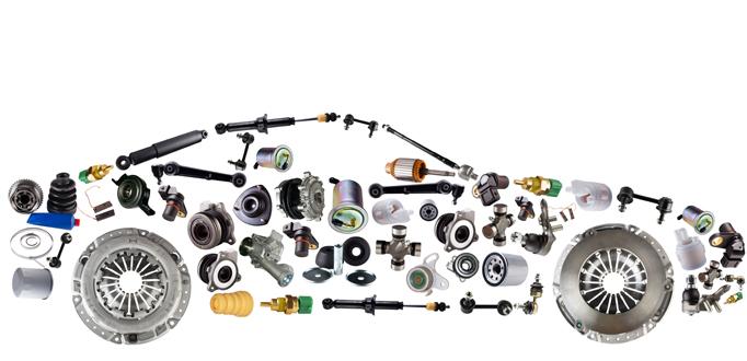 Pièces et accessoires pour camion
