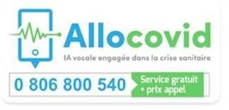 AlloCOVID (numéro national 806 800 540) : Plus de 10 000 appels en 2 semaines, 3 appelants sur 4 présentant des signes cliniques évocateurs du COVID-19