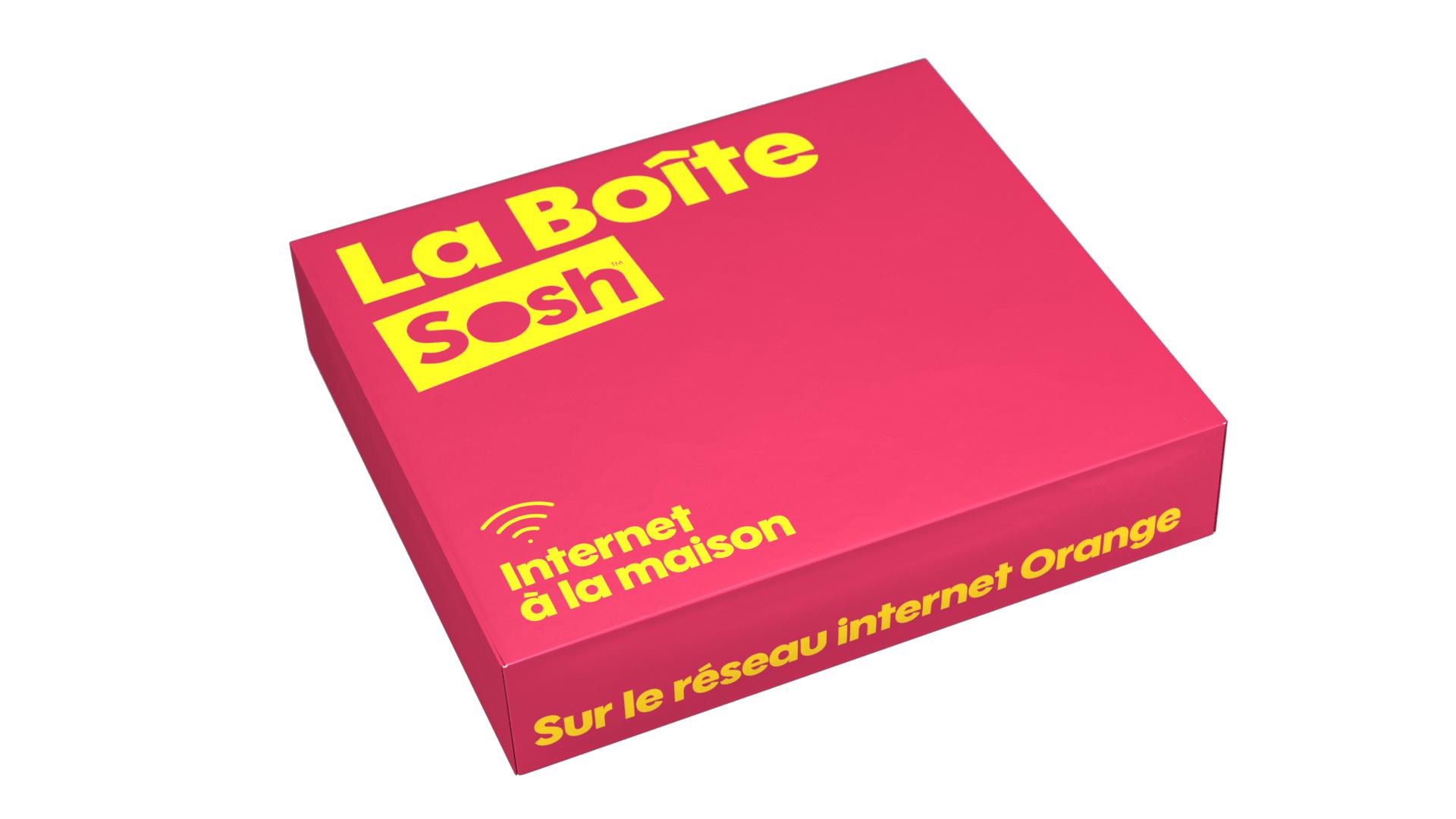 Sosh lance son offre internet Fibre à la Réunion