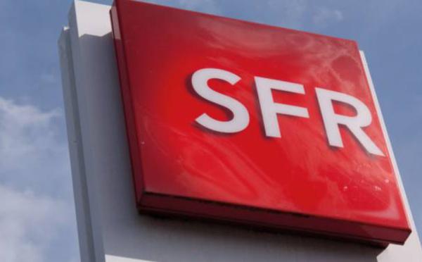 SFR lance la première offre associant une Box Internet et une TV