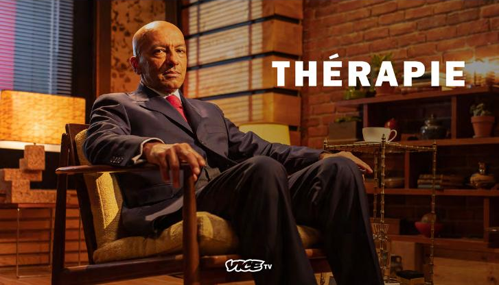 """Le rappeur Rémy se livre dans un nouvel épisode de """"Thérapie"""" ce jeudi sur Vice TV"""