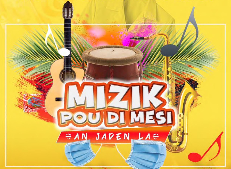 « Mizik pou di Mèsi »: Jeudi 25 Juin, Guadeloupe la 1ère Radio fera vivre sur son antenne, une journée dédiée au personnel soignant du CHUG