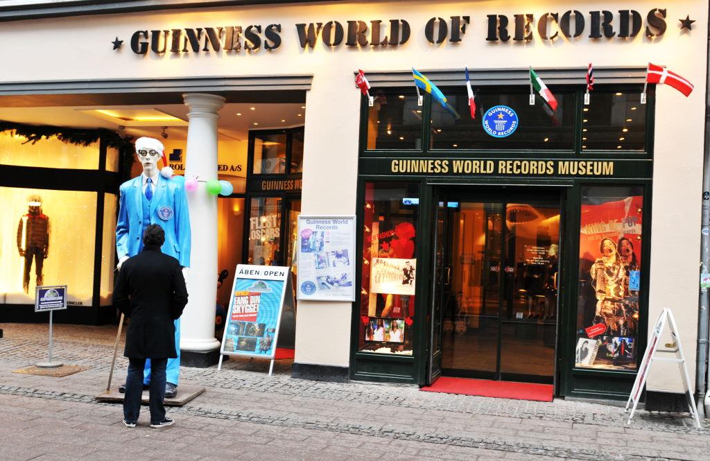 Les records du monde les plus intéressants