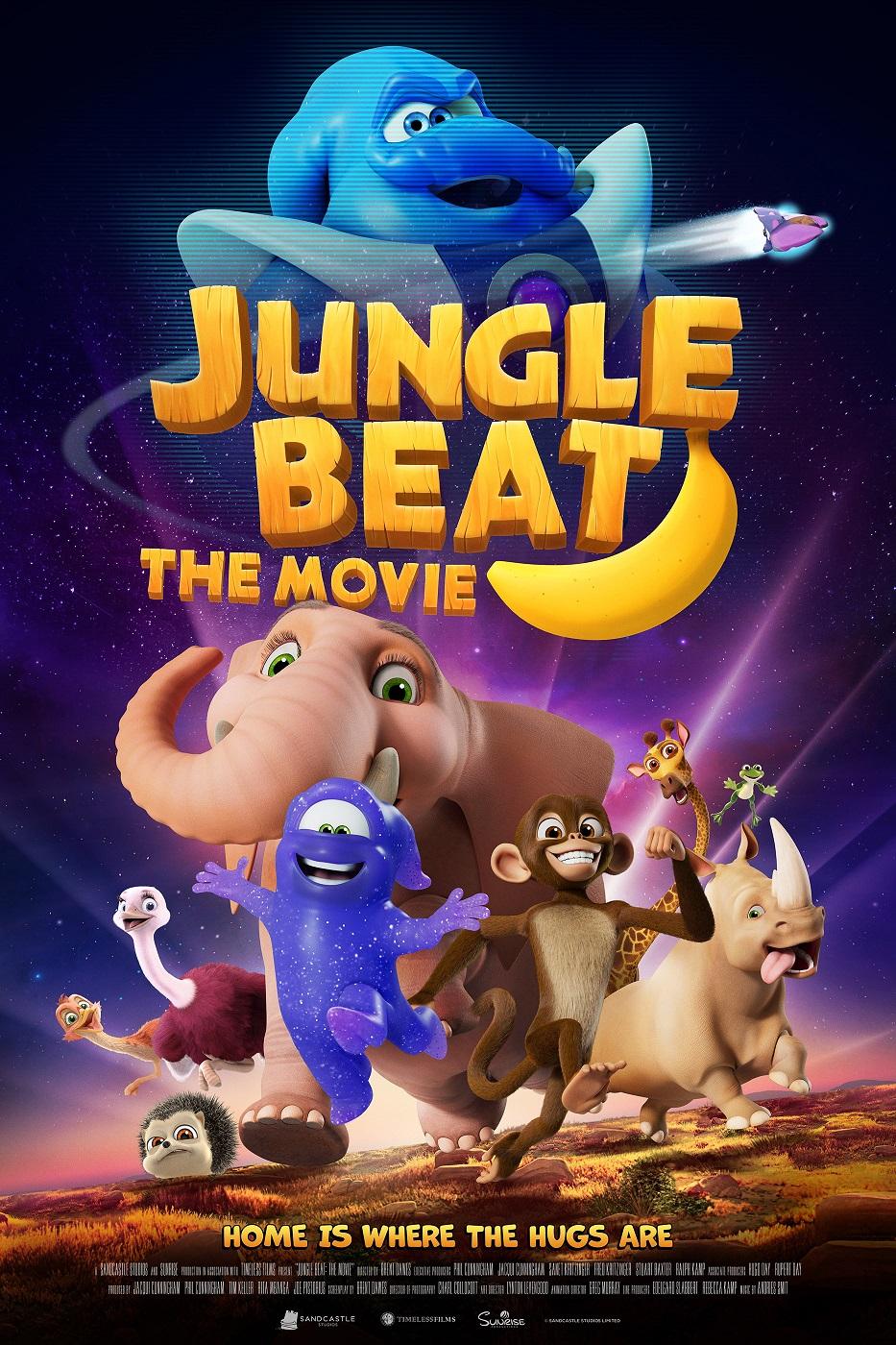 Jungle Beat: The Movie, le premier film d'animation réalisé à Maurice