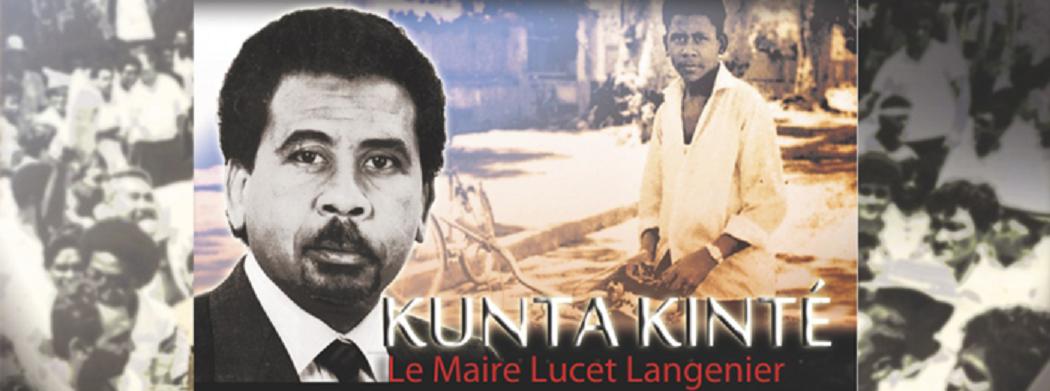 """Lucet Langenier le """"Maire Kunta Kinté"""" à l'honneur ce mercredi sur Réunion La 1ère"""