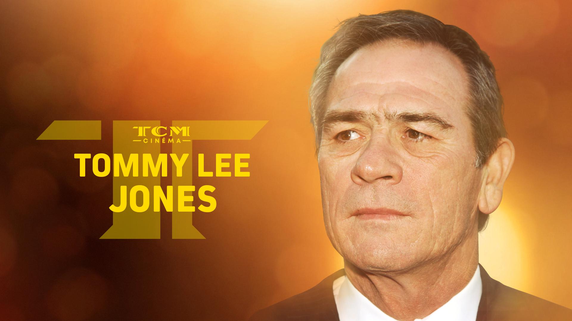 Tommy Lee Jones, star du mois d'Août sur TCM Cinéma
