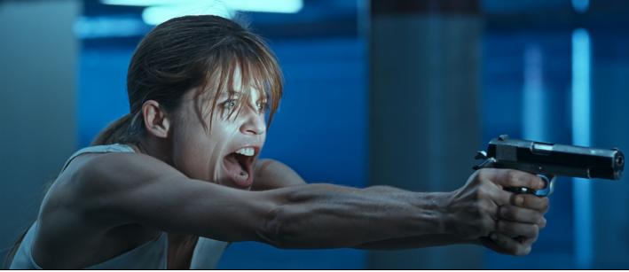 Personnages féminins forts dans les films