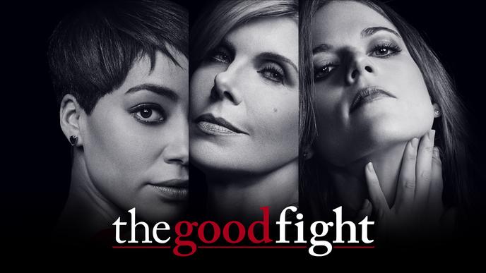 Inédit: La série américaine THE GOOD FIGHT débarque sur Téva à partir du 6 septembre