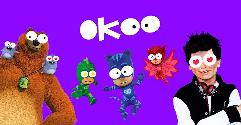 Okoo, l'offre jeunesse de France Télévisions arrive sur les chaînes La 1ère