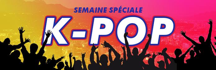 Semaine spéciale K-POP à partir du 14 septembre sur MTV Hits