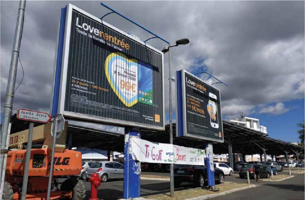 Publicité à Saint-Denis: Le Collectif du Pacte pour la transition appelle les citoyens à participer à l'enquête publique