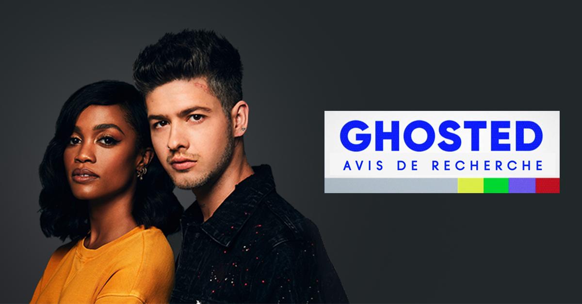 """""""GHOSTED : Avis de Recherche"""" arrive pour une saison 2 en US+1 dés le 19 septembre sur MTV"""