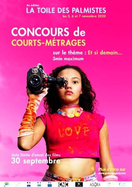 Guyane: Lancement du concours de Court-métrage « Et si demain » en 180 secondes