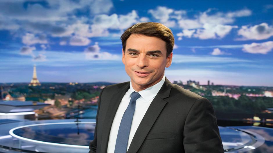 Julian Bugier à la présentation du 13H de France 2 à partir de janvier 2021 et Karine Baste-Régis nouvelle joker du 20h en semaine