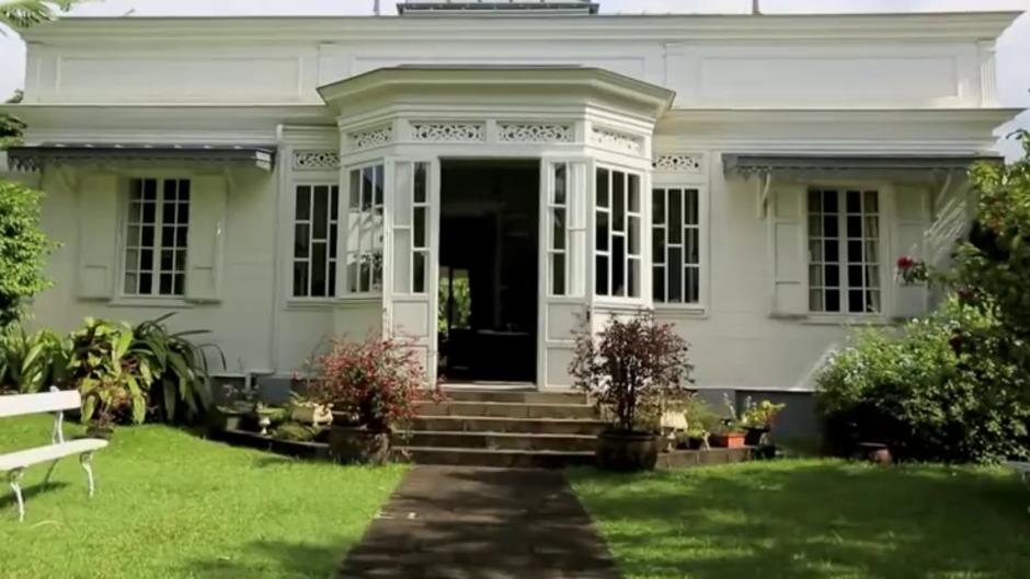 """L'histoire de l'habitat réunionnais racontée dans le documentaire """"La Réunion, un habitat métissé"""" de Franck Grangette, le 7 octobre sur Réunion La 1ère"""
