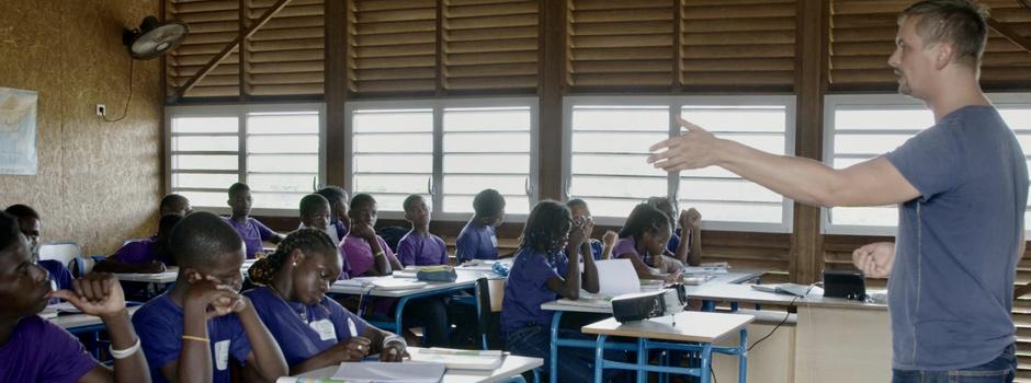Apatou (Guyane) à l'honneur dans un documentaire inédit raconté par Charles Berling le 29 octobre sur France 3
