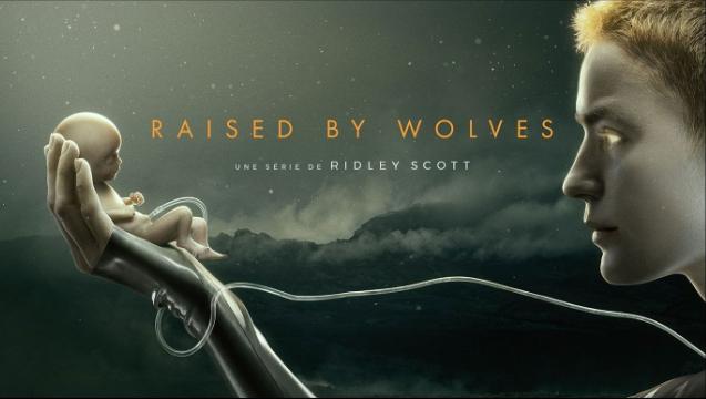 RAISED BY WOLVES, la série évènement de Ridley Scott arrive à partir du 7 décembre sur Warner TV