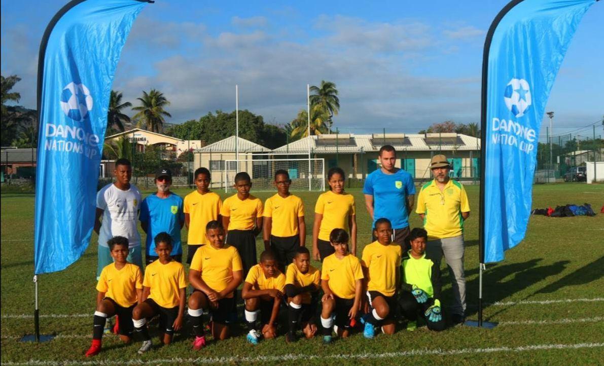 La Danone Nations Cup Réunion reprend avec une formule repensée pour la sécurité de tous