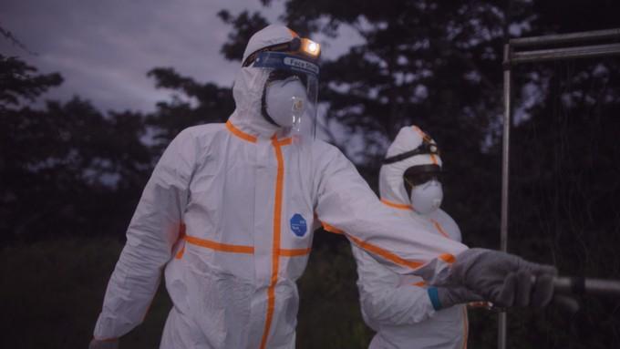 « Virus, la menace planétaire », un documentaire glaçant sur les experts en première ligne pour stopper la prochaine pandémie mortelle, le 29 Novembre sur National Geographic