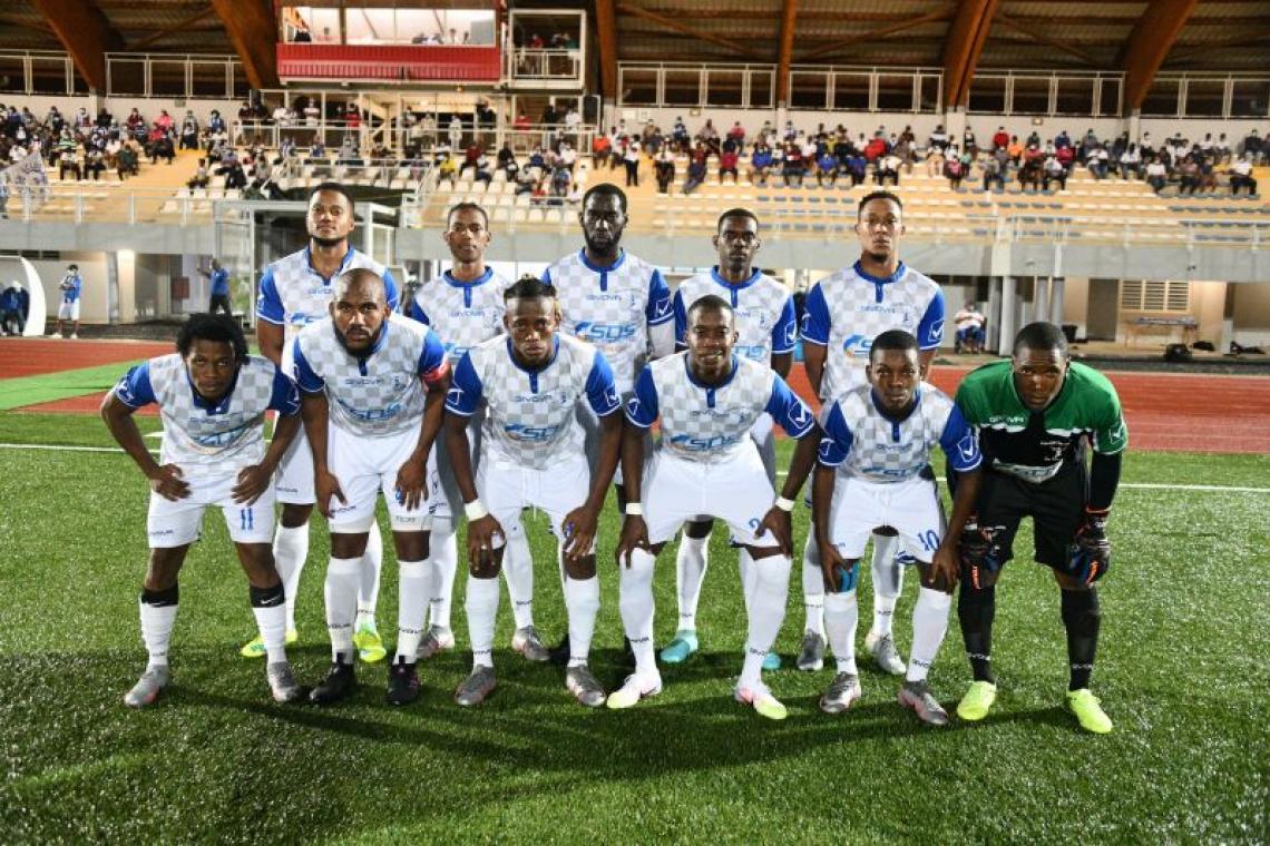 Finale régionale du 7ème tour de la Coupe de France opposant le Phare du Canal à l'USR, ce samedi en direct sur Guadeloupe La 1ère