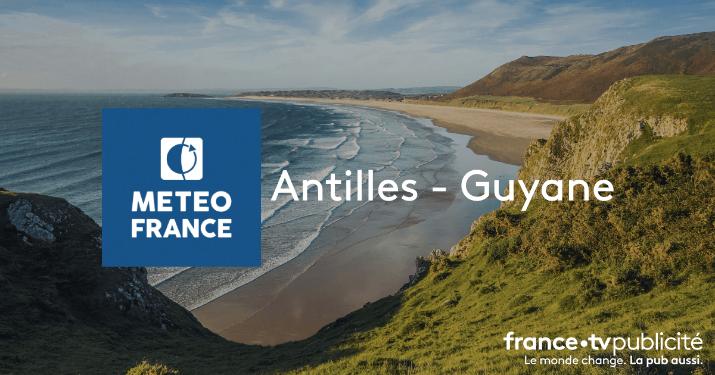 Météo-France Antilles-Guyane reconduit FranceTV Publicité