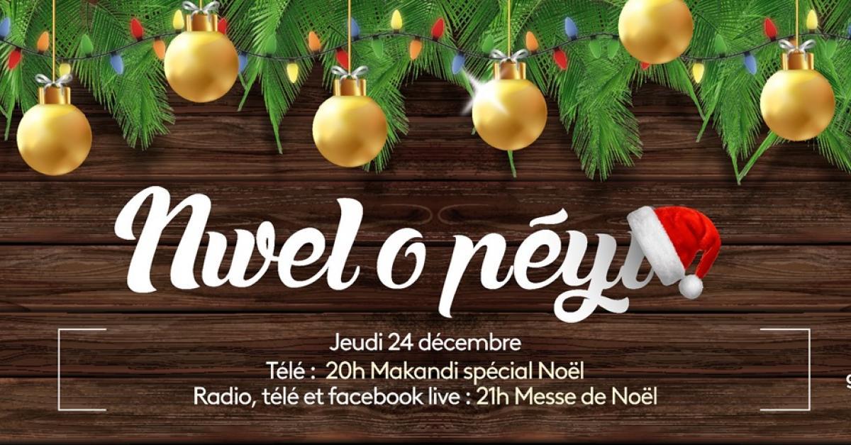 Nwèl o Péyi: Guyane La 1ère dévoile son dispositif pour Noël