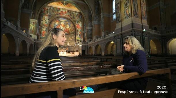 """Émission spéciale au sanctuaire de Lisieux dans """"Dieu m'est témoin"""", le 27 décembre sur Outre-mer la 1ère"""