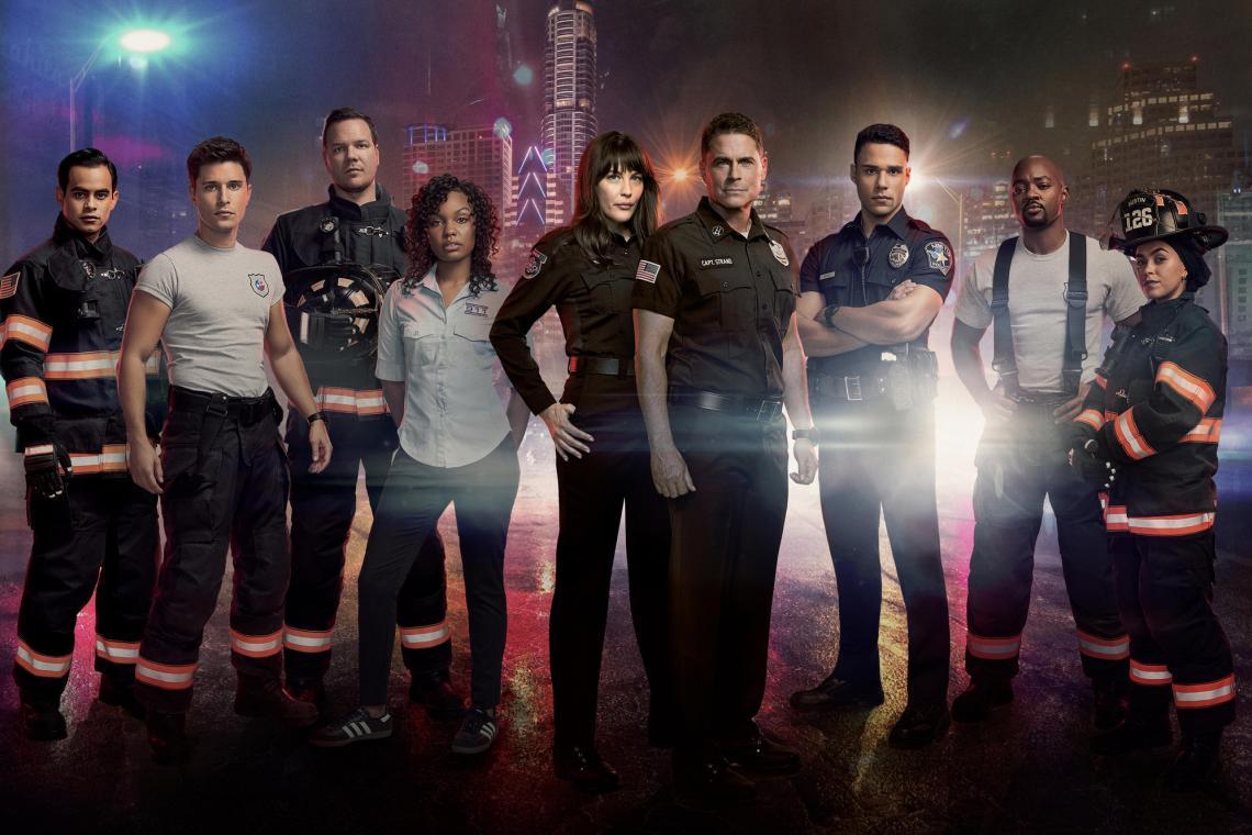 La série 9-1-1 LONE STAR arrive sur les chaînes La 1ère