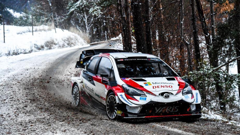 Le Rallye de Monte-Carlo en direct du 21 au 24 janvier sur Canal+ et Canal+ Sport