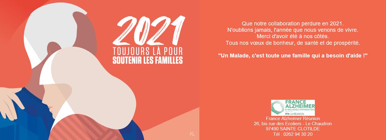 France Alzheimer Réunion: Plus que jamais aux côtés des malades et de leurs proches