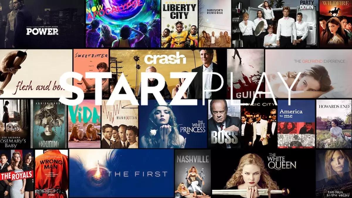 STARZPLAY débarque dés le 3 février dans les Offres Canal+