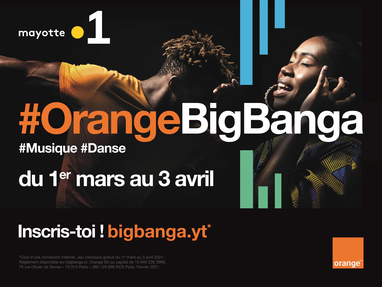 Orange lance le concours #OrangeBigBanga pour révéler les talents mahorais