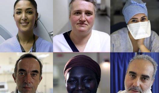 Le personnel soignant à l'honneur dans DERRIERE LE MASQUE le 9 avril sur Planete+A&E