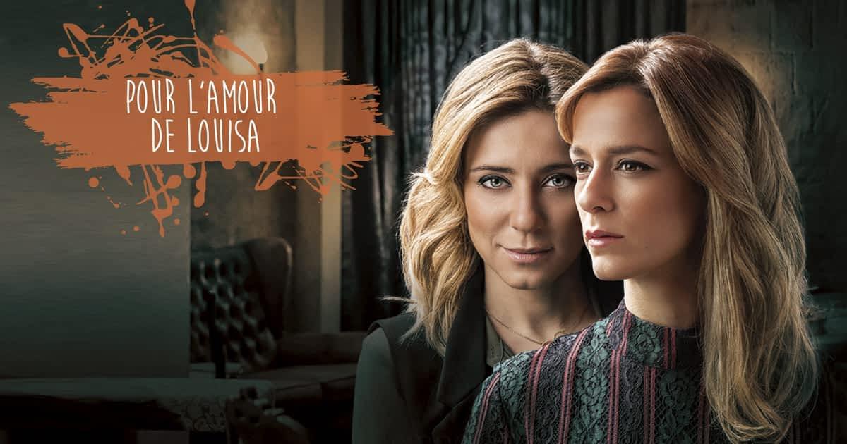 """La telenovela portugaise """"Pour l'amour de Luisa"""" débarque dés le 5 avril sur ViàATV"""