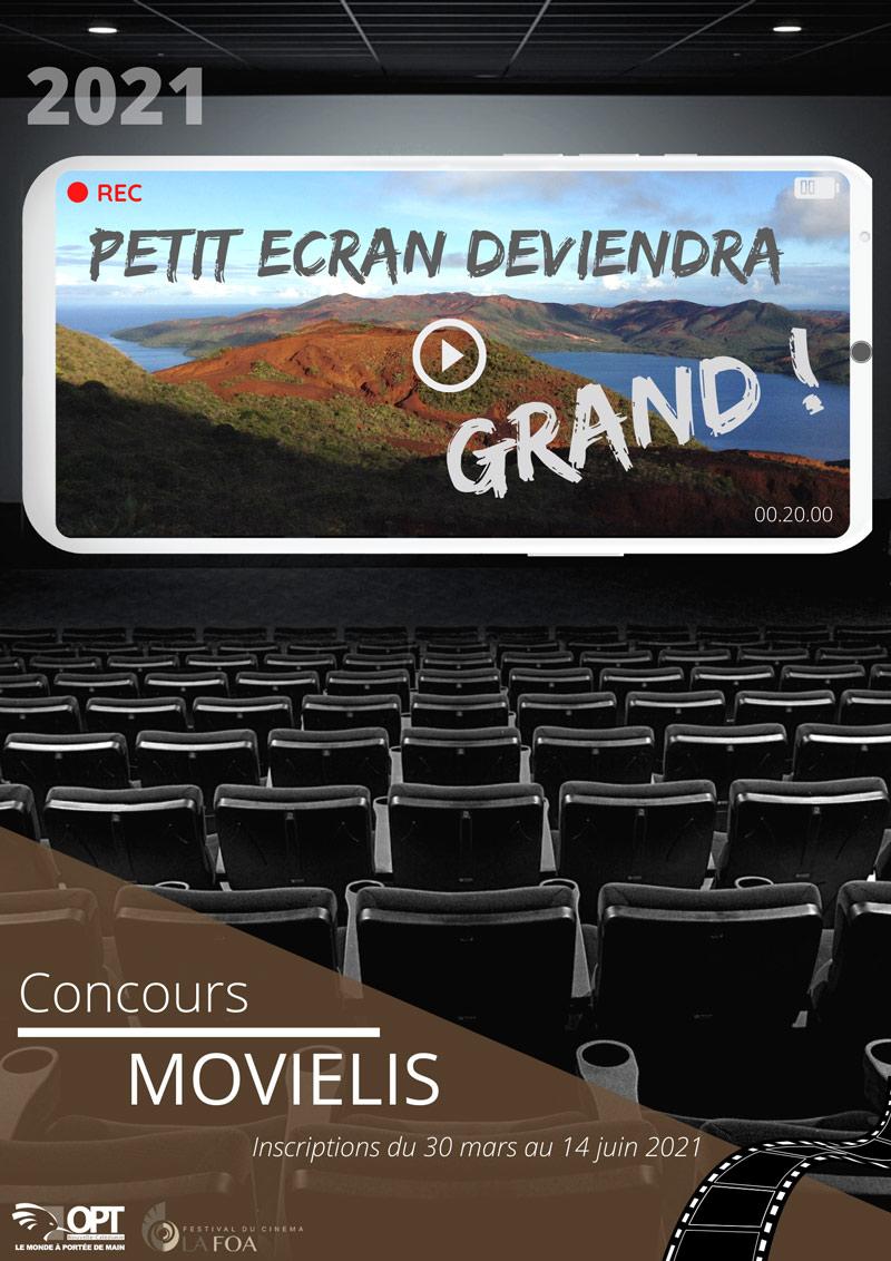 Nouvelle-Calédonie: Le concours Movielis 2021 de retour sur le thème du lien