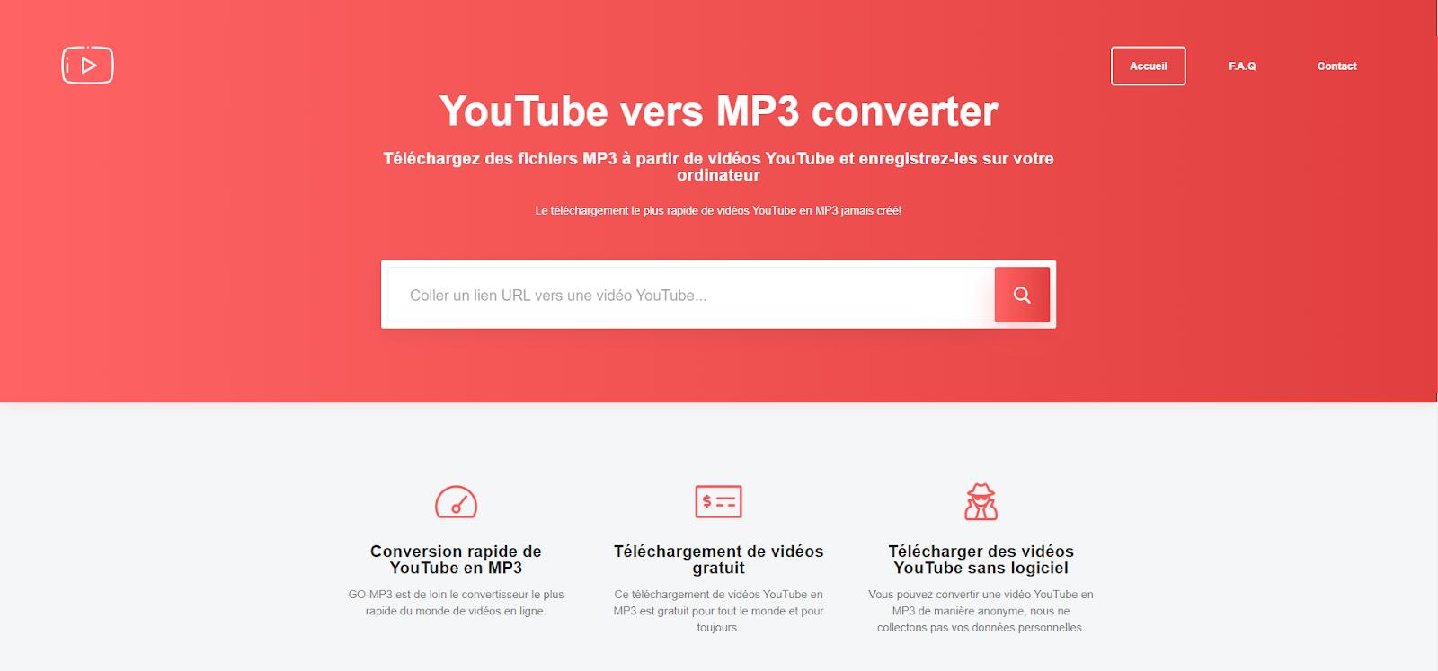 Comment convertir une vidéo depuis YouTube en MP3 avec un convertisseur ?