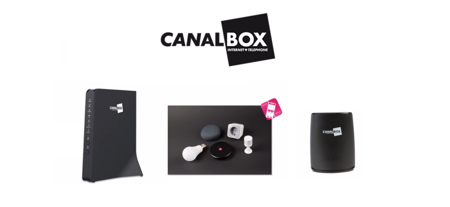 Nouvelle Box, Répéteur Wifi 6...: CanalBox Réunion passe à la vitesse supérieure