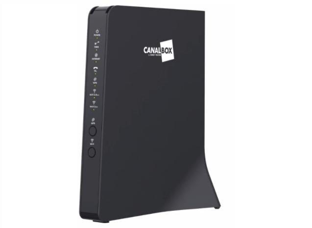 La nouvelle box CanalBox